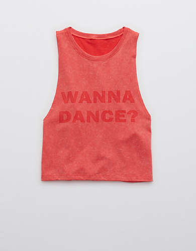 OFFLINE Seamless Cropped Tank Top