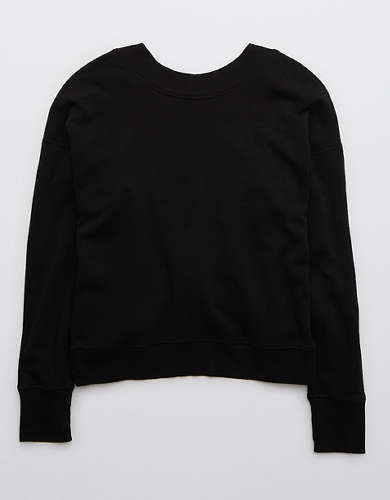 OFFLINE Twist Back Sweatshirt
