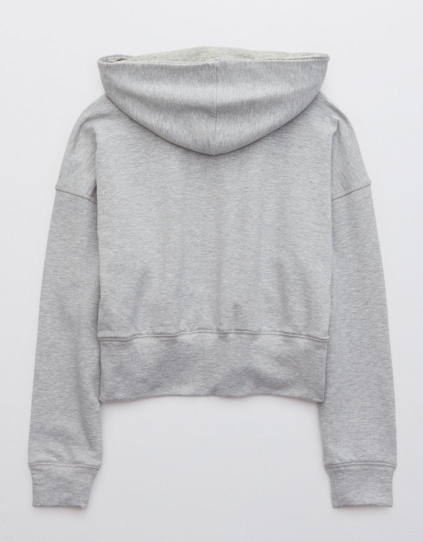 OFFLINE OTT Fleece Cropped Hoodie