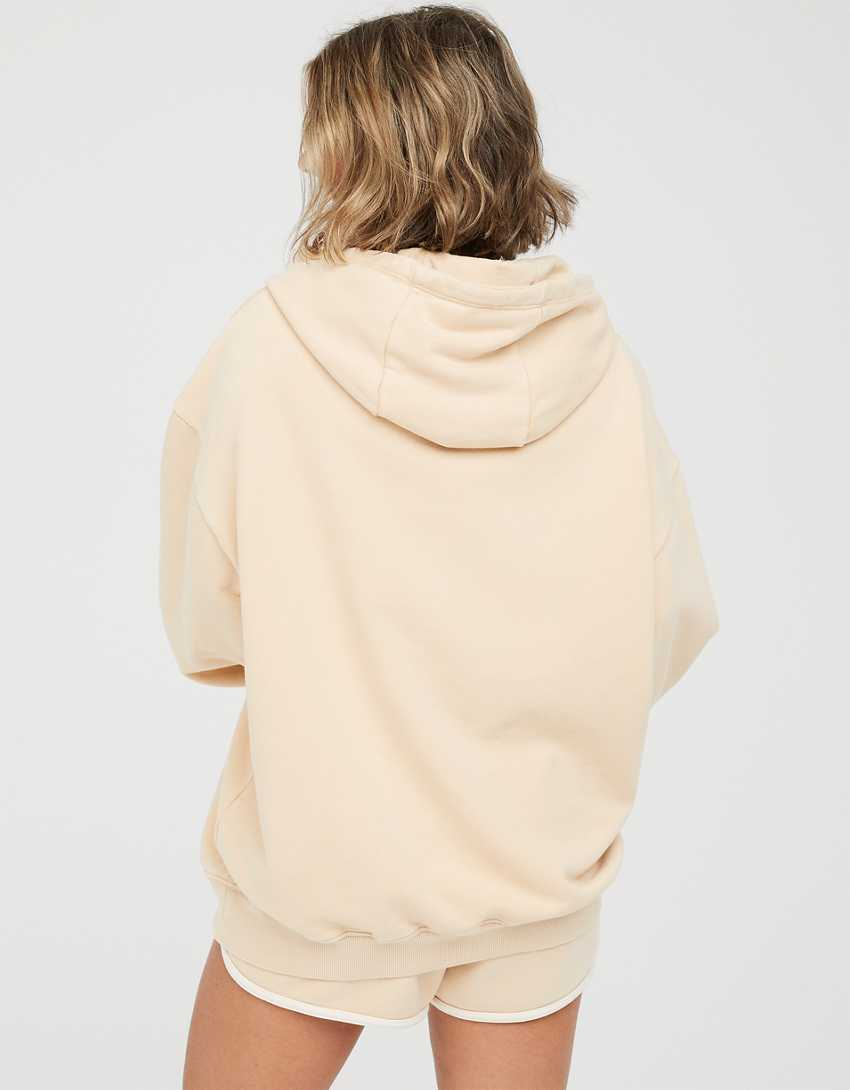 OFFLINE Throw-Back Fleece Hoodie