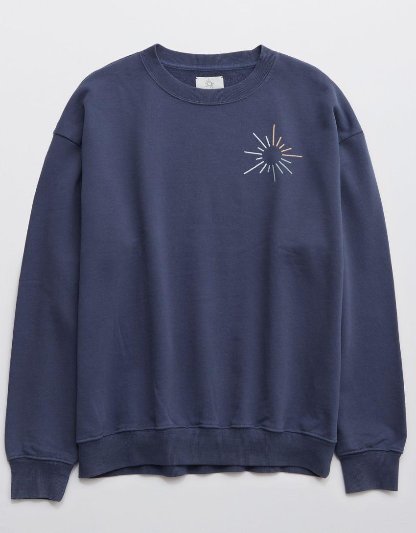 OFFLINE Throw-Back Fleece Crew Neck Sweatshirt