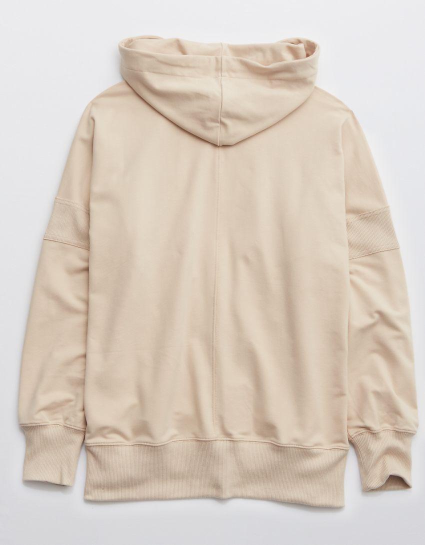 OFFLINE By Aerie Fleece Oversized Full Zip Hoodie