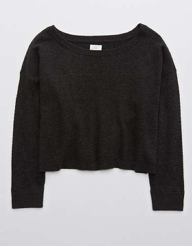 OFFLINE Off The Shoulder Sweater