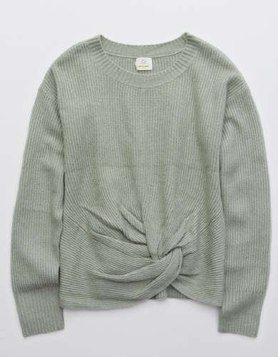 OFFLINE Knot Sweater