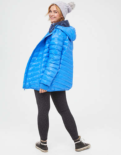 OFFLINE Packable Puffer Jacket