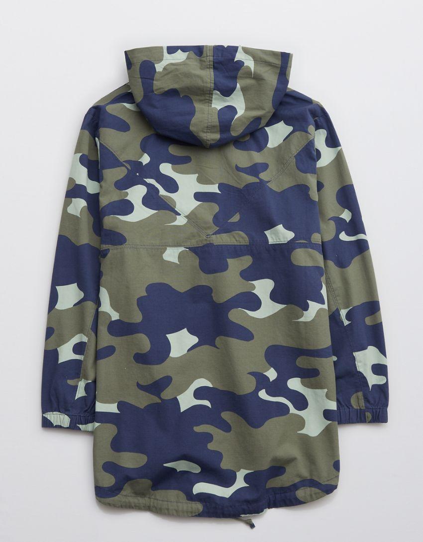 OFFLINE Quarter Zip Anorak Jacket