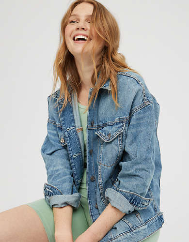 OFFLINE Boyfriend Denim Jacket