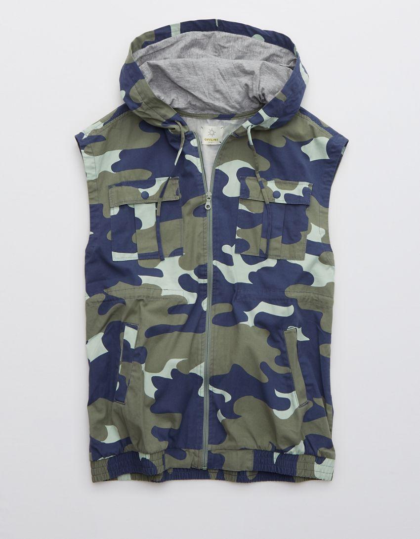 OFFLINE Nylon Cargo Vest