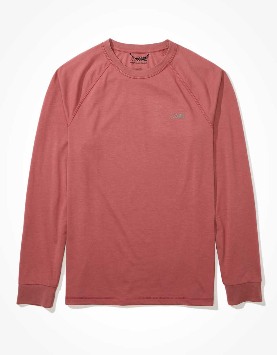 AE 24/7 Active Long-Sleeve T-Shirt