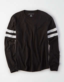 AE Long Sleeve Athletic Crew