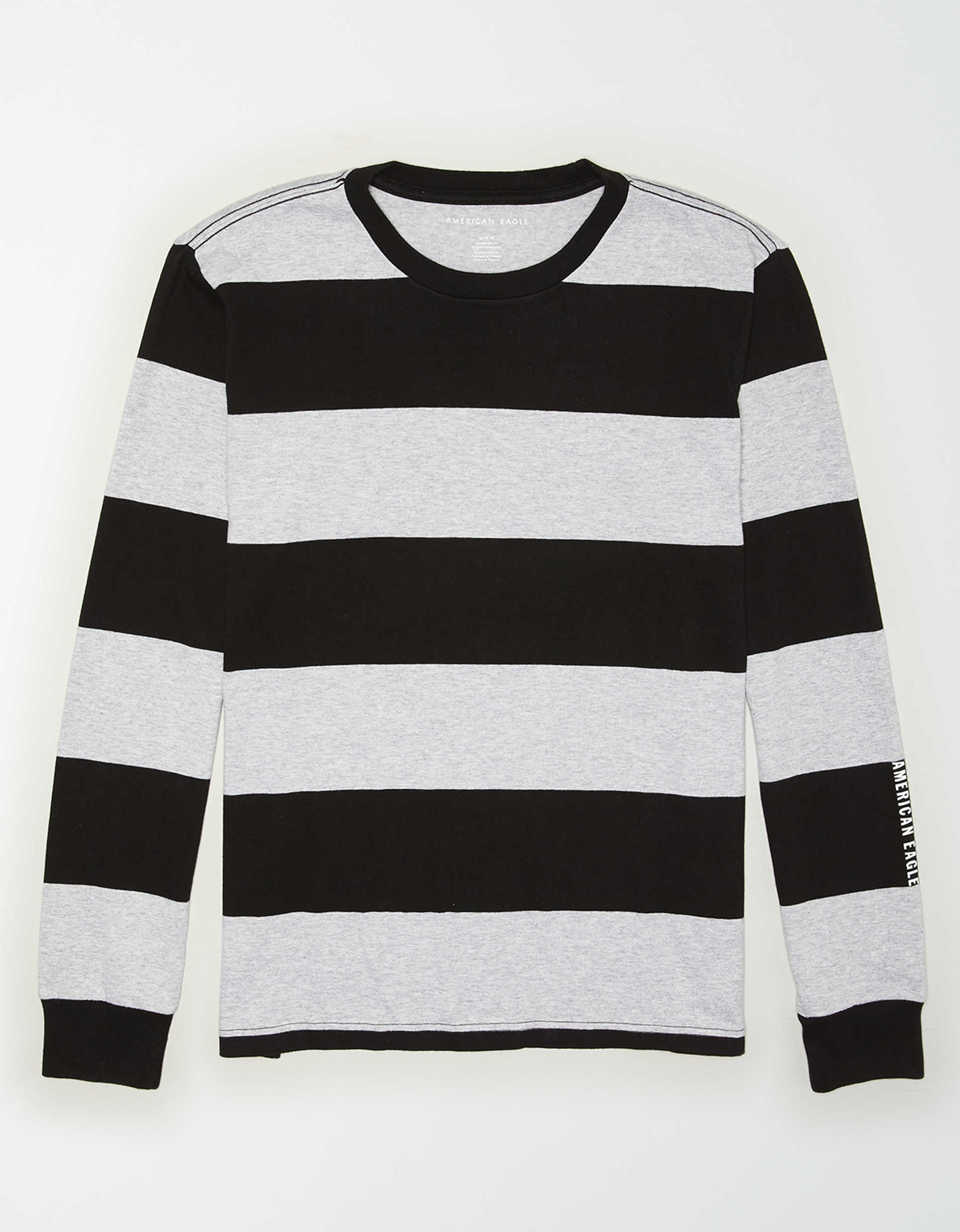 AE Long Sleeve Striped T-Shirt