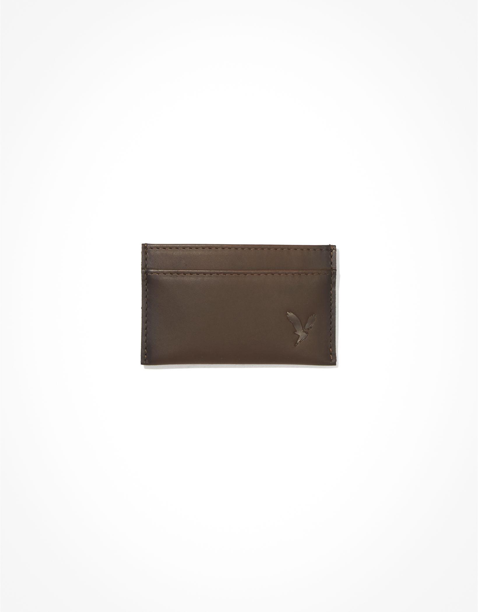 AEO Minimalist Card Holder