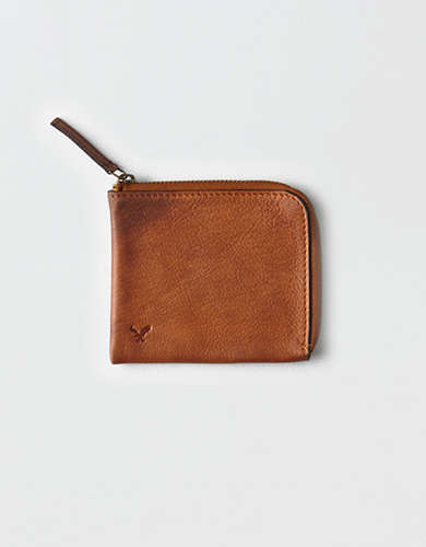 AEO Zipper Wallet -