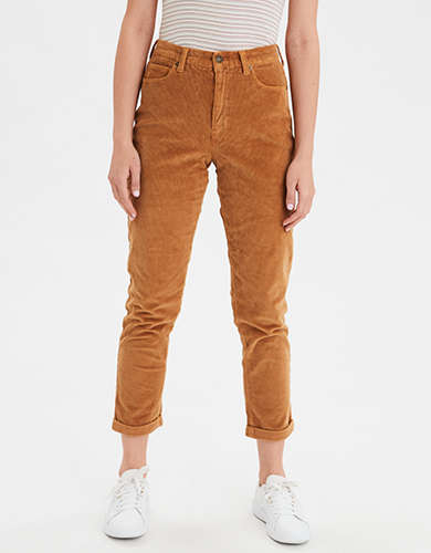 Corduroy Mom Jean