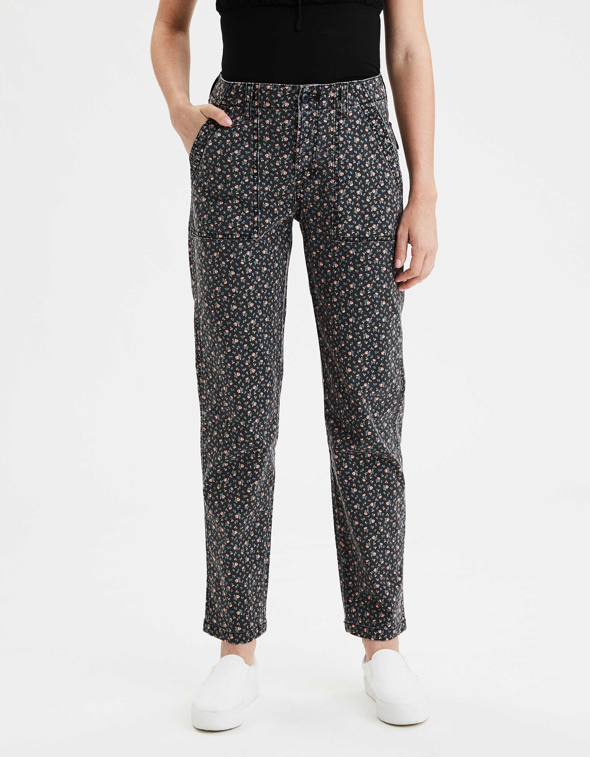 AE High-Waisted Utility Pant