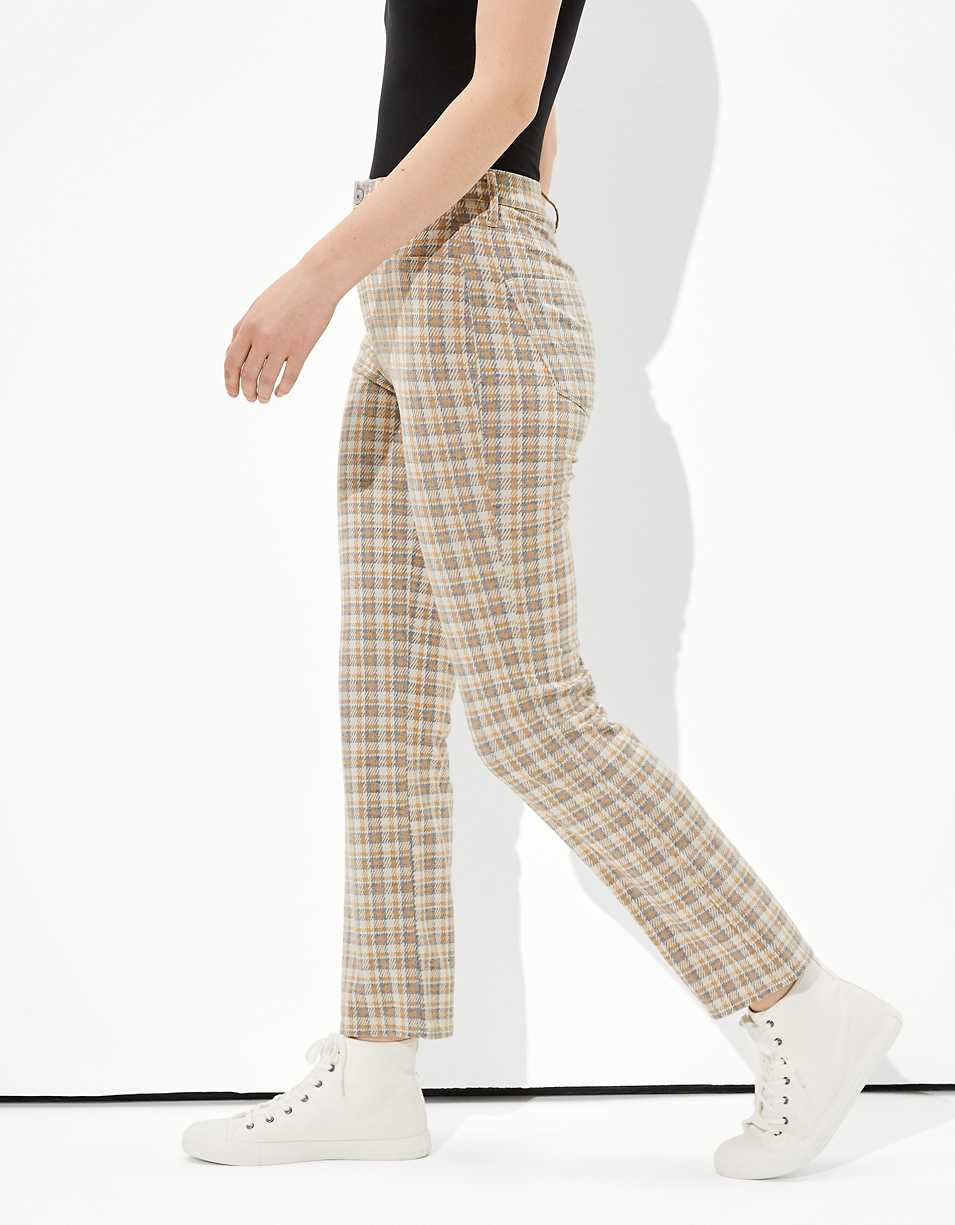 AE Super High-Waisted Skinny Kick Crop Pant
