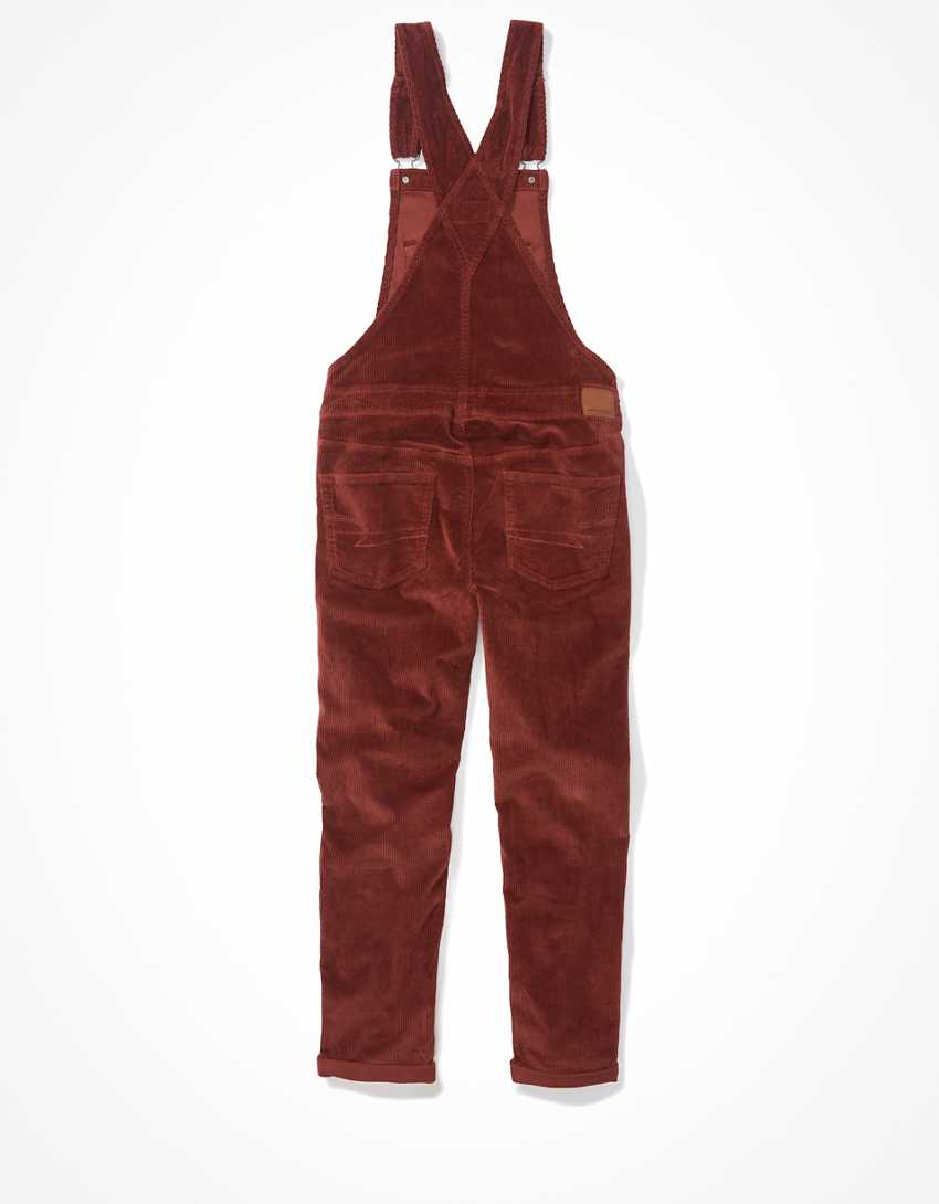AE Stretch Corduroy Tomgirl Overall