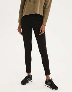 Ae Pull On High Waisted Jegging by American Eagle Outfitters