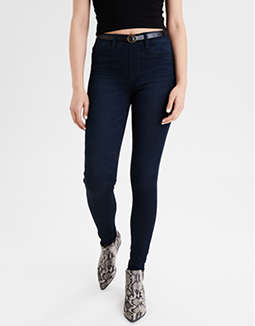 High-Waisted Pull-On Jegging