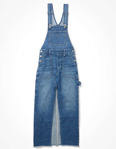 AE Denim '90s Maxi Dress Overall