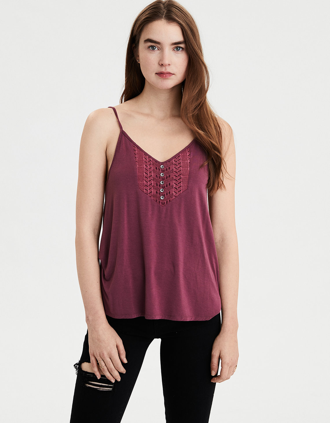 d8271cc71bd86 AE Soft   Sexy Lace Top. Placeholder image. Product Image