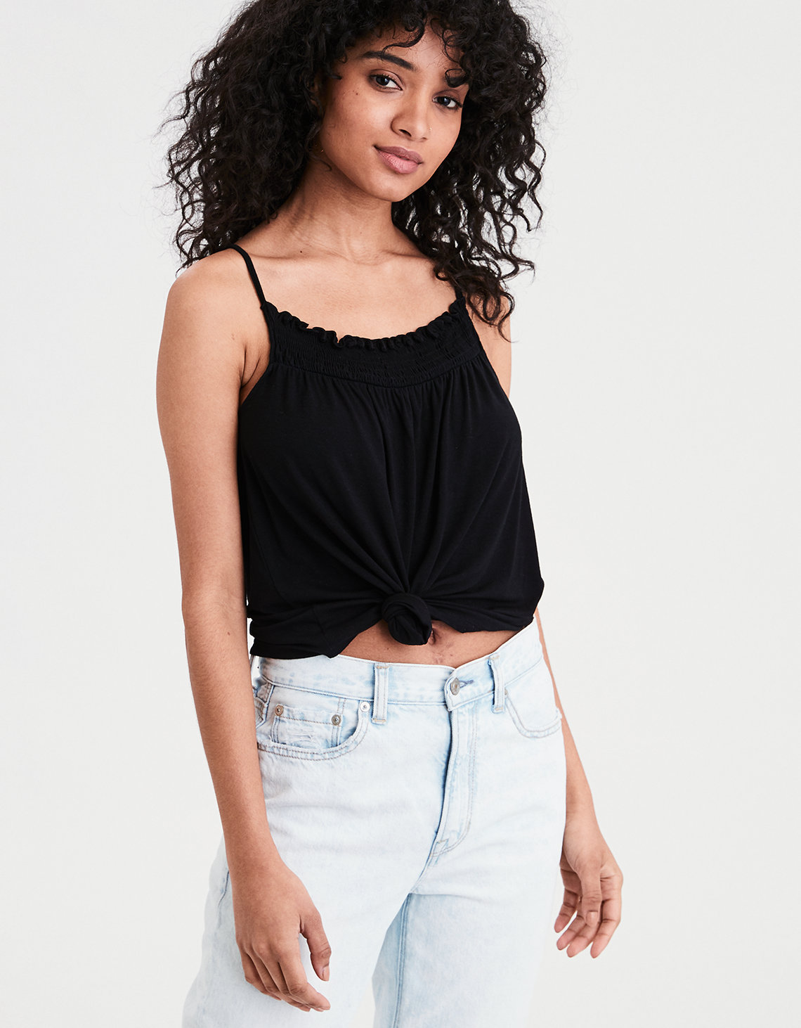 AE Soft & Sexy High Neck Top