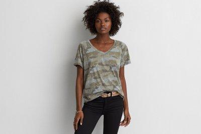 Favorite Camo T-Shirt