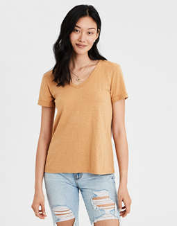 AE V-Neck Favorite T-Shirt