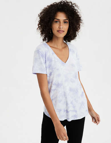 AE V-Neck Jegging T-Shirt