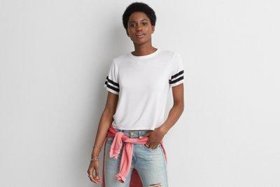 Soft & Sexy Boxy T-Shirt
