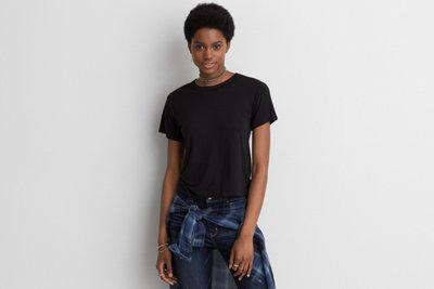 Soft & Sexy Shrunken T-Shirt