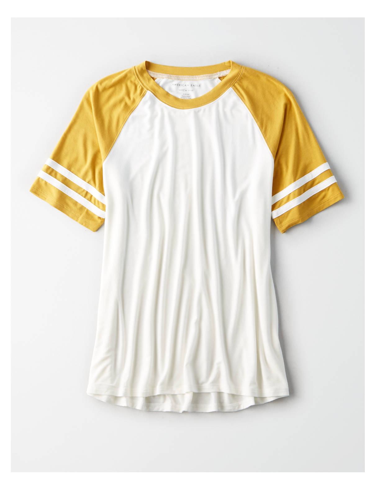 AE Soft & Sexy Sporty Crew Neck T-Shirt