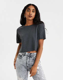AE Boxy Crop T-shirt