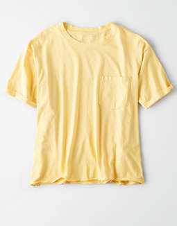 AE Crew Neck Pocket T-Shirt