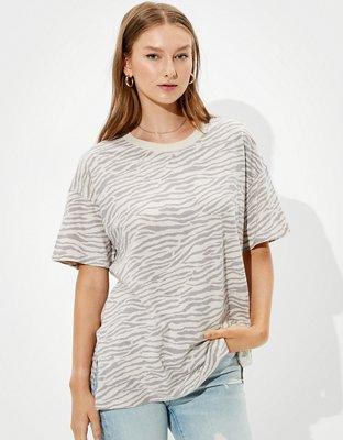 AE Oversized Weekend T-Shirt   American Eagle