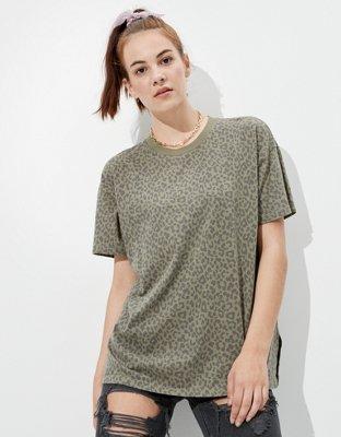 AE Oversized Weekend T-Shirt | American Eagle