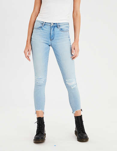 8e333915288 High-Waisted Jegging Crop