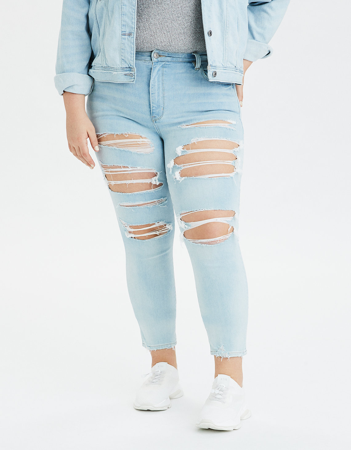 AE 360 Ne(X)t Level Super High-Waisted Jegging Crop