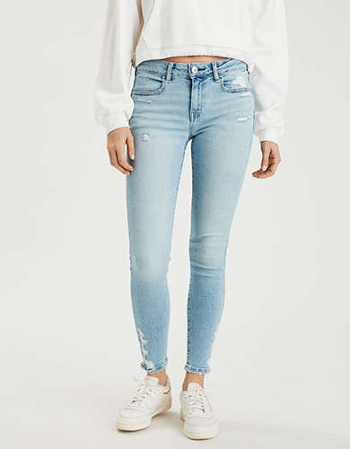 AE Jegging Crop