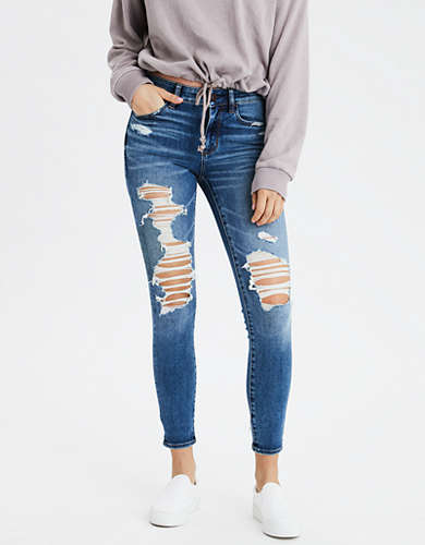 AE Ne(x)t Level Jegging Crop