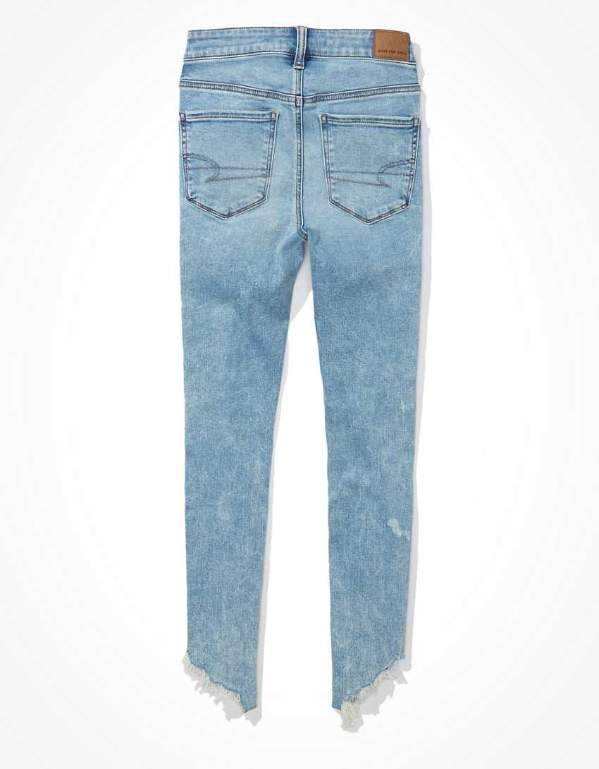 AE Ne(x)t Level Ripped High-Waisted Jegging Crop