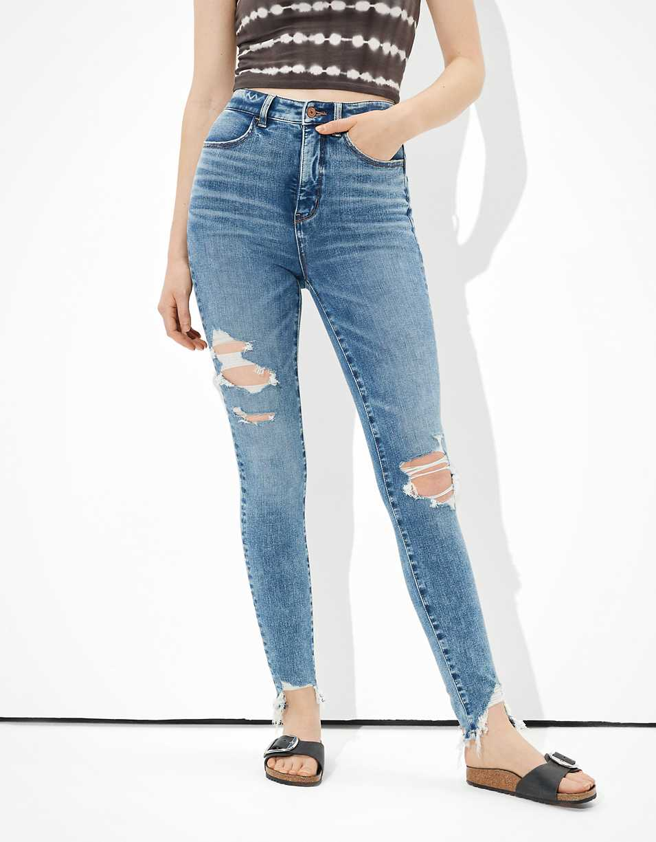 AE Dream Highest Waist Jegging Crop