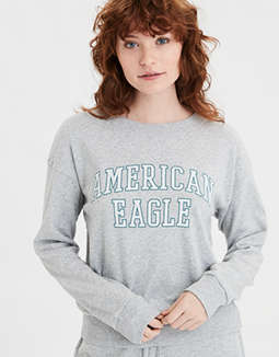 AE Crew Neck Sweatshirt