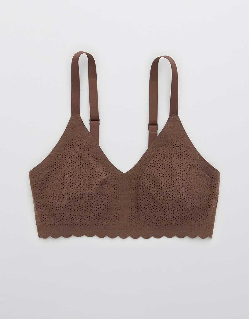 Aerie Real Free Lace Bralette