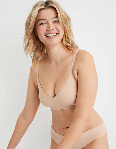 Aerie Real Free Padded Bralette