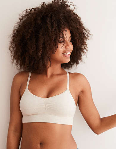 Aerie Chill Cotton Bralette