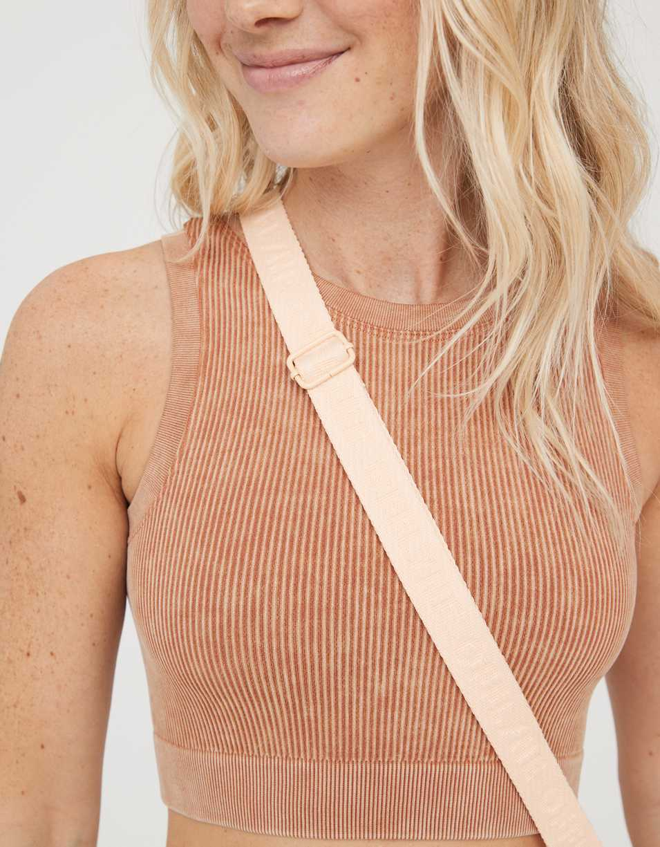 OFFLINE Ribbed Seamless Sports Bra