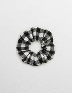 Aerie Flannel Scrunchie by American Eagle Outfitters