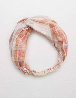 Aerie Wide Twist Headband