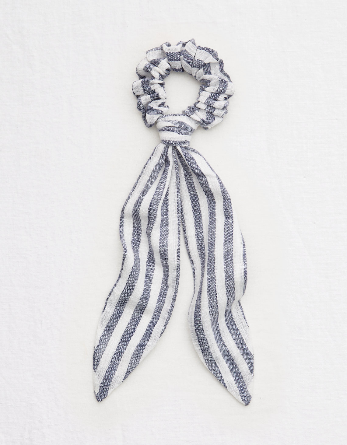 Aerie Scarf Scrunchie Navy Aerie For American Eagle